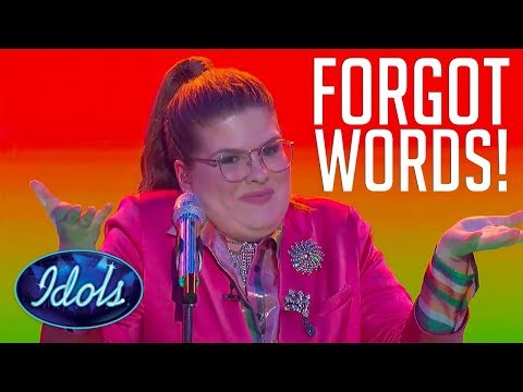 Catie Turner FORGETS WORDS But Owns The Night! | Idols Global