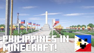 PinoyCraft - Lupang Hinirang on Noteblocks by CoolGwordZ!