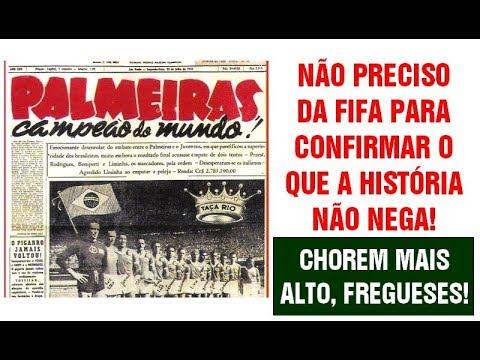 Palmeiras- Primeiro Campeão Mundial de Clubes