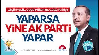 AKP'nin Seçim Şarkısı: Vakit Türkiye Vakti