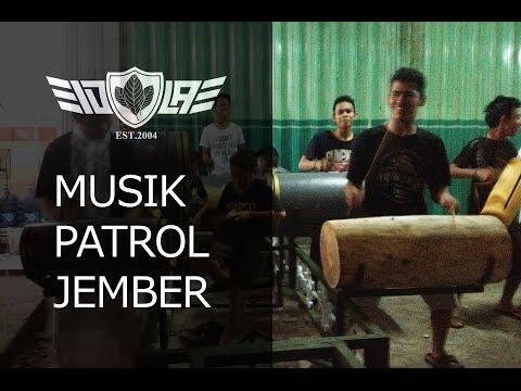 Musik Patrol Jember | Kampung Budaya Jember | Visit Jember