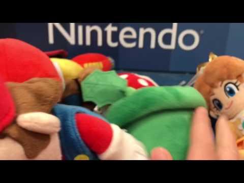 Mario Toy Hunt