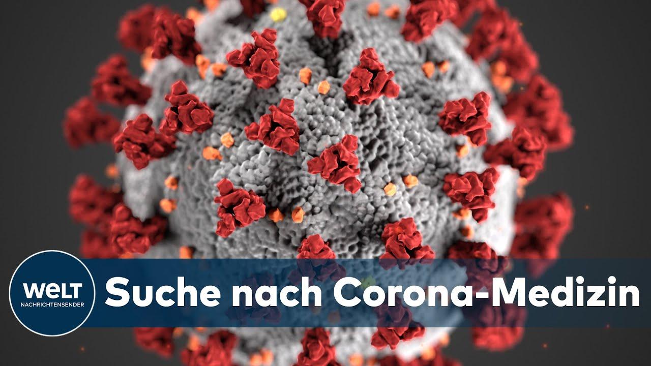 WELT INTERVIEW ZU CORONAVIRUS: Es gibt ein Medikament das Covid-19 bremsen könnte
