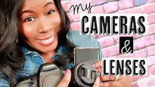 My PHOTOGRAPHY GEAR – Part 1 (CAMERAS AND LENSES) || ISOWA GALLERY