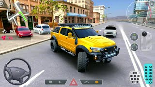 Sport Cars Drive in Real Car Parking 2 RCP 2 - Android Gameplay