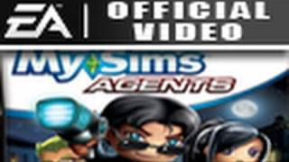MySims Agents  TV Trailer