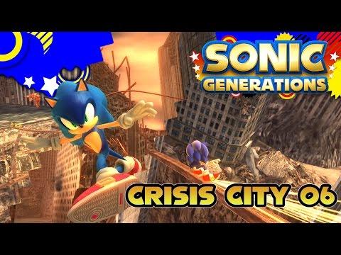 Crisis City 06 - Sonic Generations Mods
