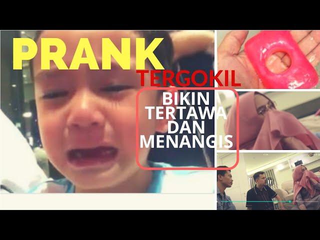5 Prank Tergokil, bikin Tertawa Menangis | Versi Nganjuk TV #prank