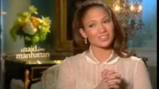 J-Lo Maid In Manhattan Interview