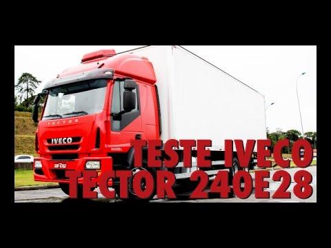 Teste Iveco Tector 240E28