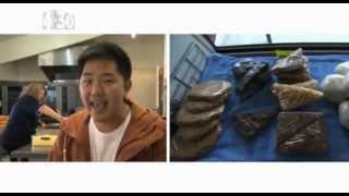 Michael visits the Burnside High School Tuck Shop