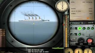 Silent hunter:Lusitania death