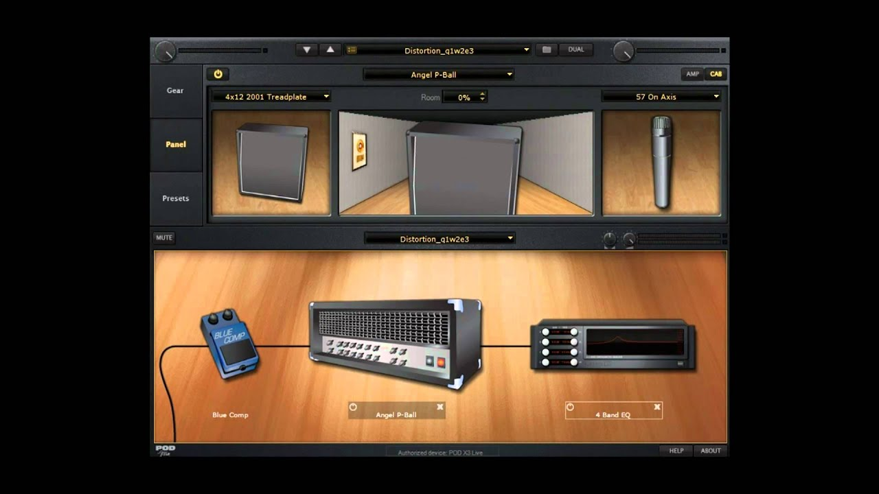 line 6 pod hd500 vs pod x3 live engl fireball and powerball amps high gain presets youtube. Black Bedroom Furniture Sets. Home Design Ideas