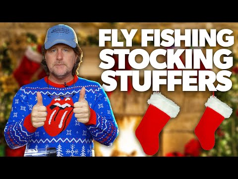 FLY FISHING STOCKING STUFFERS (2019) - LITTLE Things That Are BIG For Every Angler!