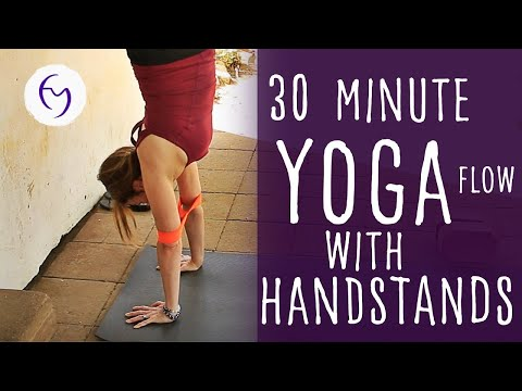 30 Minute Vinyasa Yoga to Change Your Perspective with Fightmaster Yoga