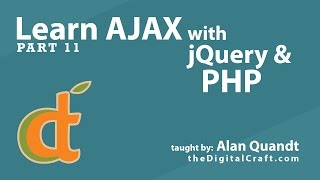 Learn AJAX with jQuery and PHP - Part 11 Mp3