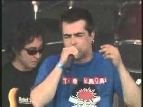 El Ultimo Ke Zierre - Tus Bragas (en vivo) que gran cancion