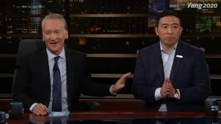 Real Time with Bill Maher (Full Interview)