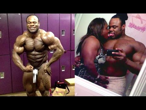 Kai Greene - Very Rare Shots