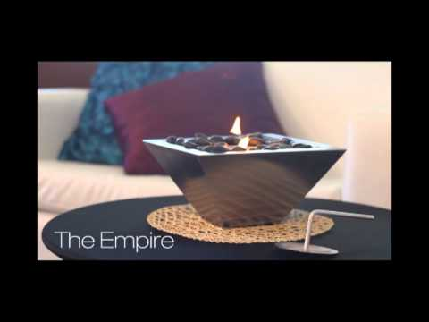 The Anywhere Fireplace Collection at A1 Party Rentals