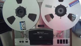 Sony TC-755 plays OMD This Is Helena
