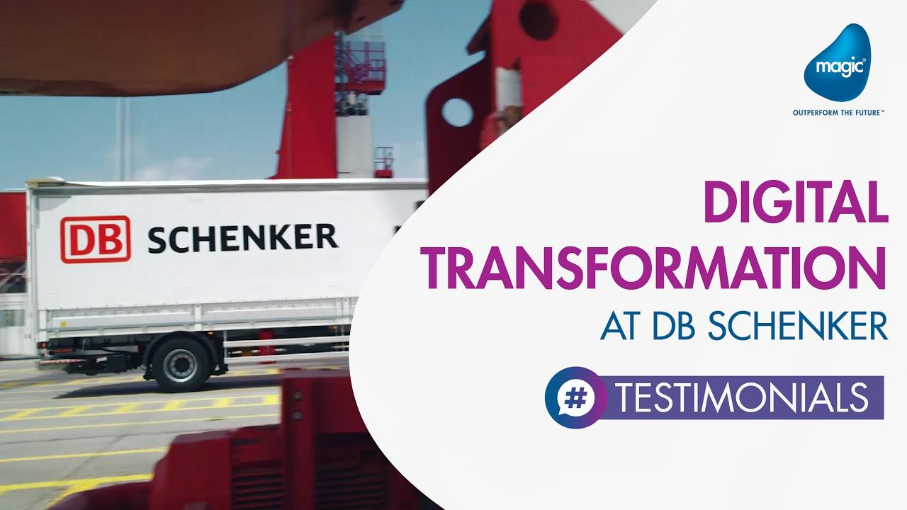 Kết quả hình ảnh cho db schenker Magic Software