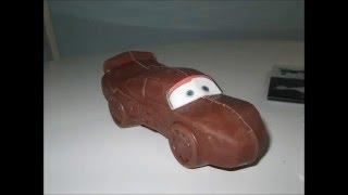 Film d'animation n°4  -  La voiture en chocolat