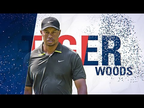 Tiger Woods highlights from Round 1 at Wyndham