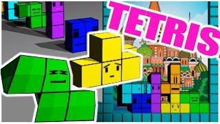 TETRIS - Computer Animation Comedy