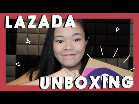 Lazada Surprise Boxes Are Back!! | M.A.C Cosmetics Unboxing