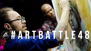 Art Battle Brasil #48 - 30/08/2018