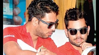 Virat Kohli hates to lose, says Yuvraj Singh