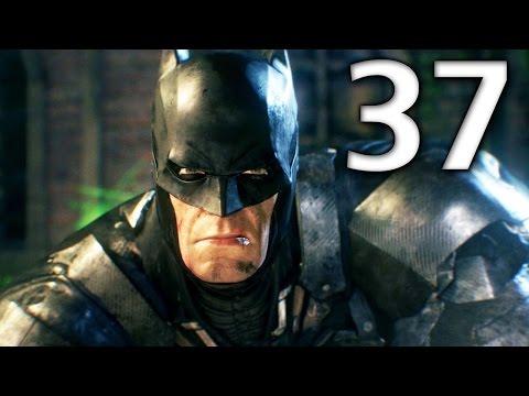 Batman: Arkham Knight Official Walkthrough 37 - Hush