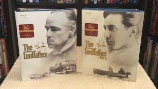 The Godfather: 45th Anniversary BLU RAY UNBOXING And Review