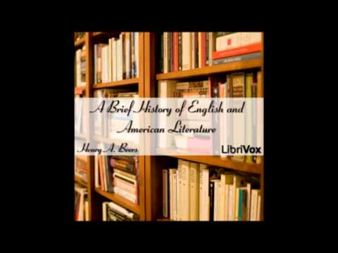 A Brief History of English and American Literature - part 1