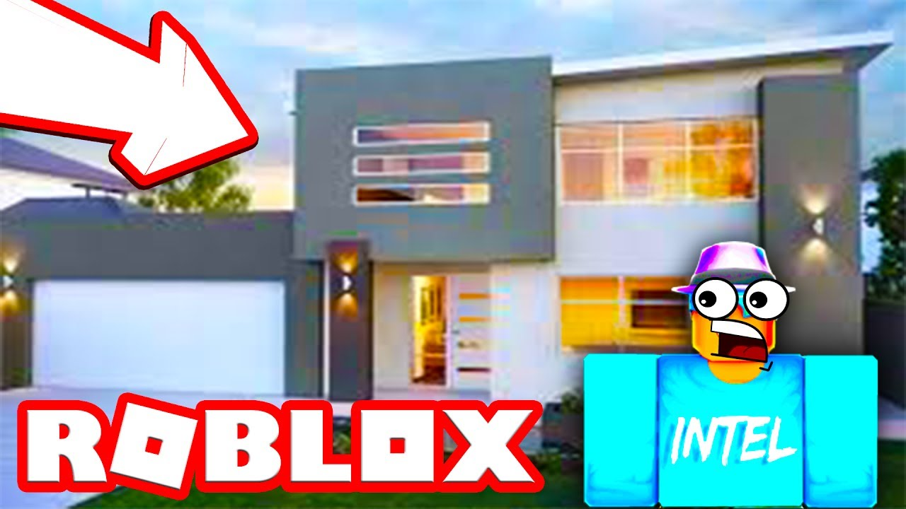 Roblox Lumber Tycoon 2 New Series BEST MODERN HOUSE YouTube