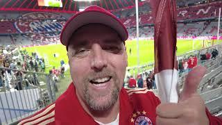 FC BAYERN - HERTHA BSC | Allianz Arena VLOG mit HIGHLIGHTS & Jubel bei ALLE TORE