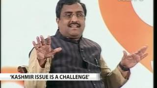 Off The Cuff with Ram Madhav