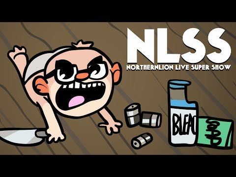 The Northernlion Live Super Show! [Jan 4th, 2016]