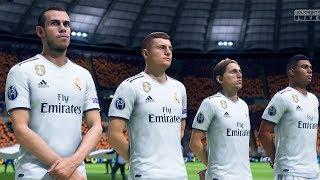 FIFA 19   Real Madrid vs Roma   UEFA Champions League  