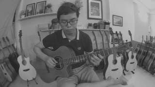 Wind Song - Guitar Cover Tiến Nguyễn (live)