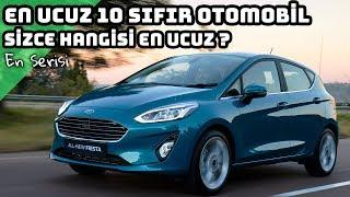 En Ucuz 10 Sıfır Otomobil | Sizce Hangisi En Ucuz ?