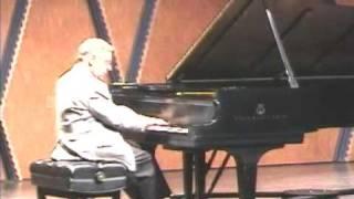 Robert Finley plays Hark Hark The Lark (Schubert-Liszt)