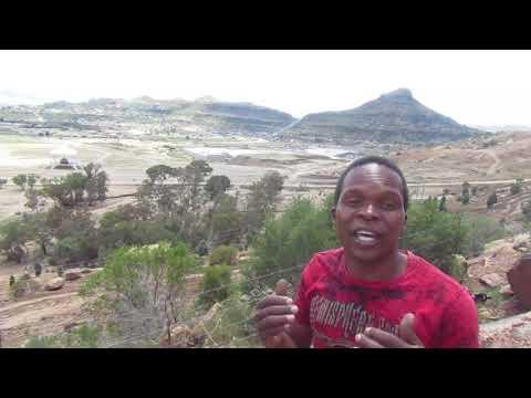 Lesotho in Maseru - Cleo Bonny traveling across Africa