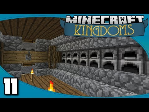 Kingdoms II - Ep. 11: Super Smelter!