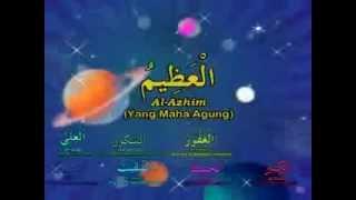 Lagu Anak Islami Asmaul Husna