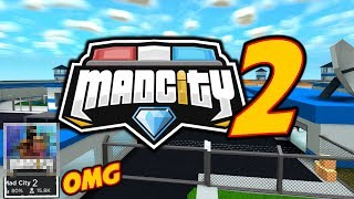 😍 *MAD CITY 2* FOLLOW UP?! (Roblox)