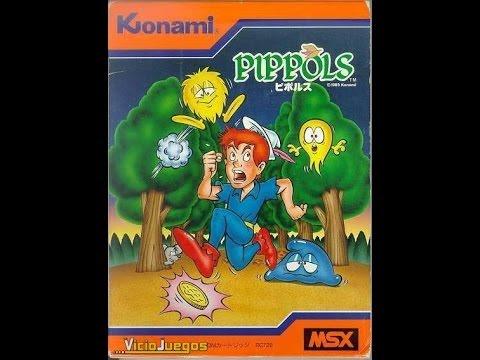 Resultado de imagen de pippols msx
