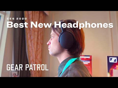 CES 2020: The Best New Headphones and Earbuds