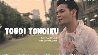 TONDI TONDIKU - STYLE VOICE | SAM HASIBUAN COVER [Lirik]